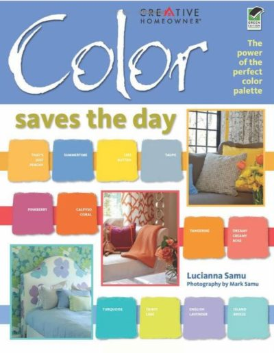 color saves the day issue