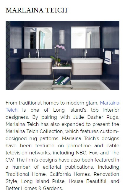 best long island interior designers article snippet