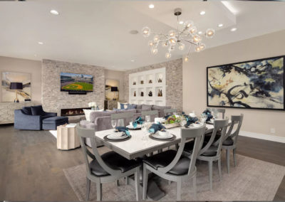 clyde hill interior design dining room