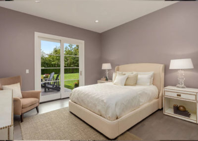 clyde hill interior design guest room